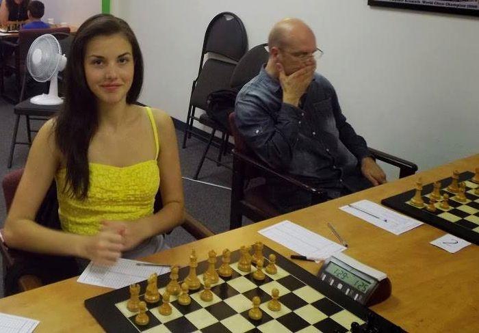 Самая привлекательная шахматистка (20 фото)