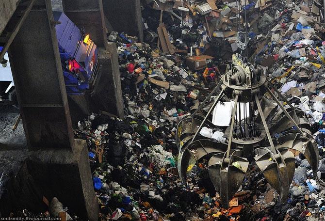 Как работает мусоросжигательный завод (25 фото)