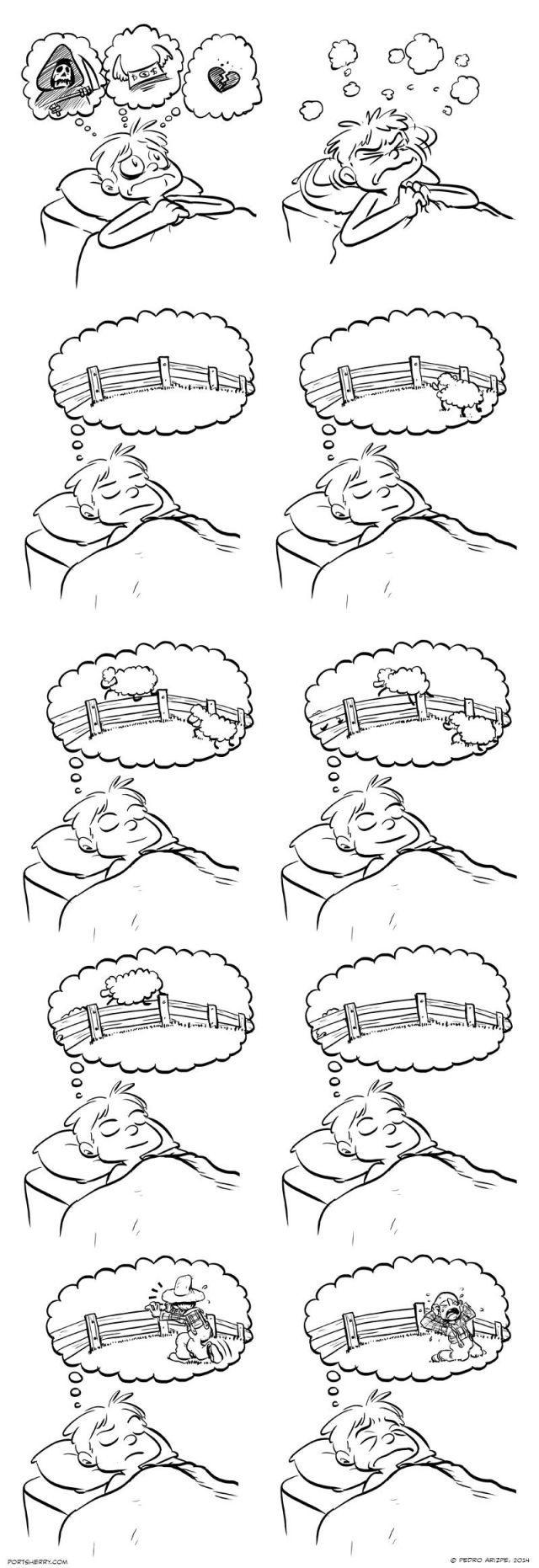 Смешные комиксы (20 картинок) 30.07.2014