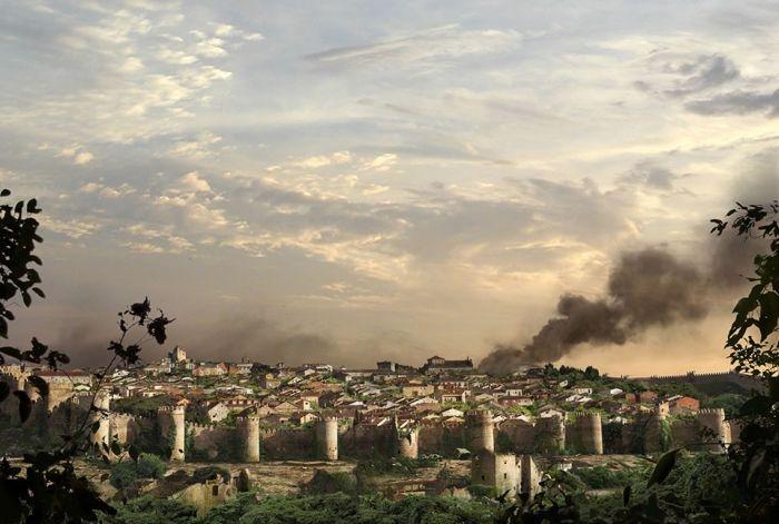 Мир после апокалипсиса (42 фото)