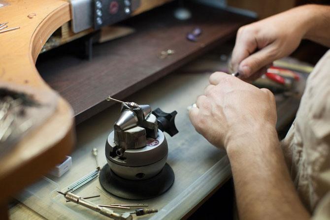 Как делают ювелирные украшения (28 фото)