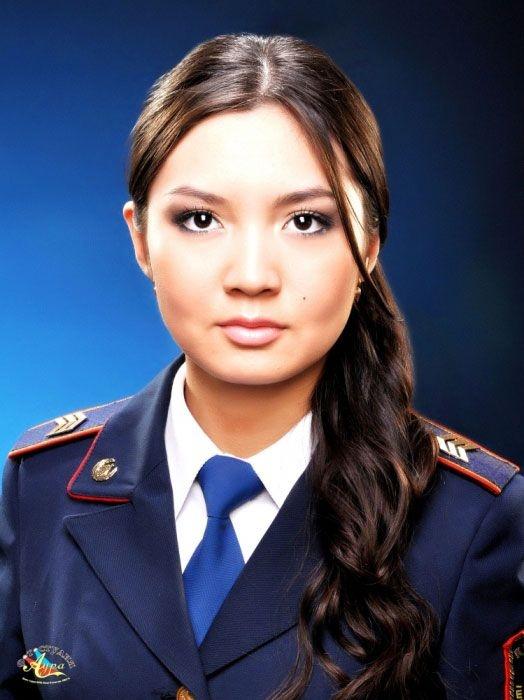 Казахские девушки (26 фото)