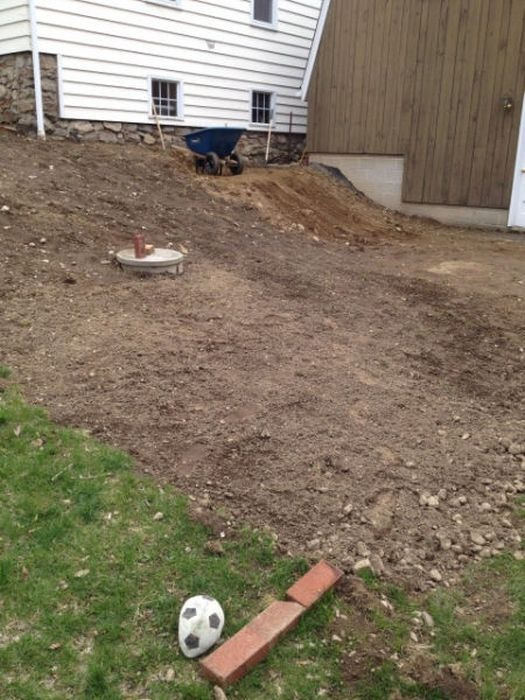 Круто сделал задний двор дома (44 фото)