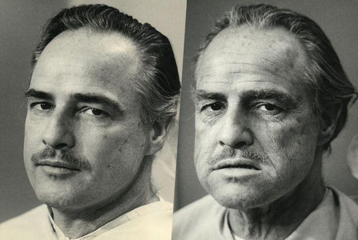 Дик Смит - Крестный отец голливудского грима (11 фото)