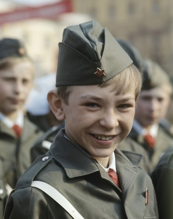 Зарница -пионерская игра, в которую играли миллионы детей (16 фото)