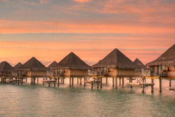 Рейтинг лучших экзотических островов для отдыха (28 фото)