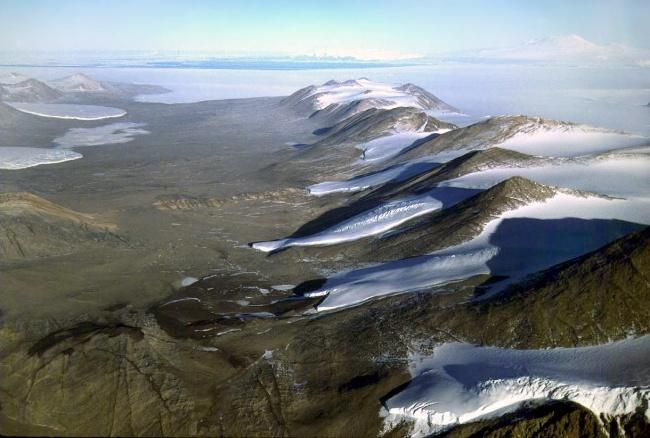 «Самые-самые» места на Земле (37 фото)