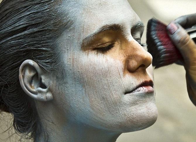 Искусство маскировки (15 фото)