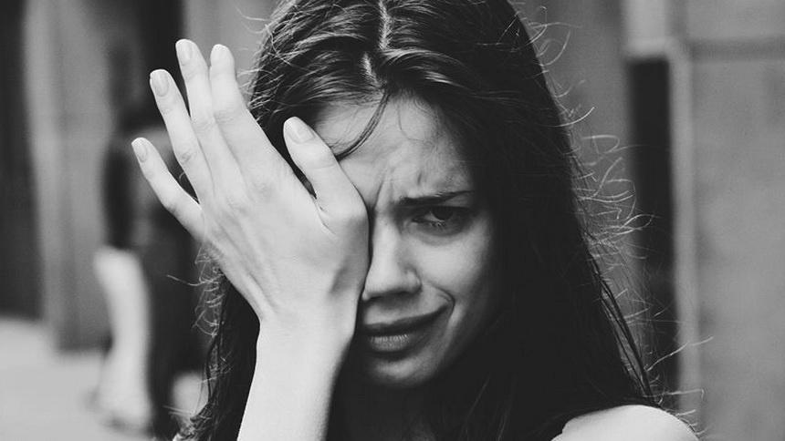 Почему мы становимся некрасивыми, когда плачем