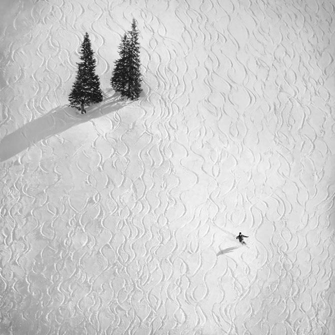 Фотографии, доказывающие, что человек — песчинка в этом мире (28 фото)