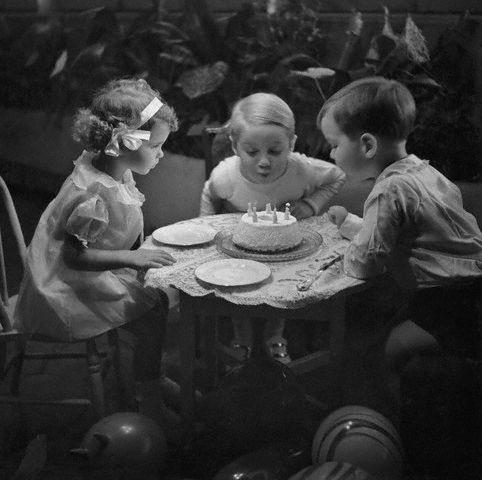 Как дети воспринимают мир
