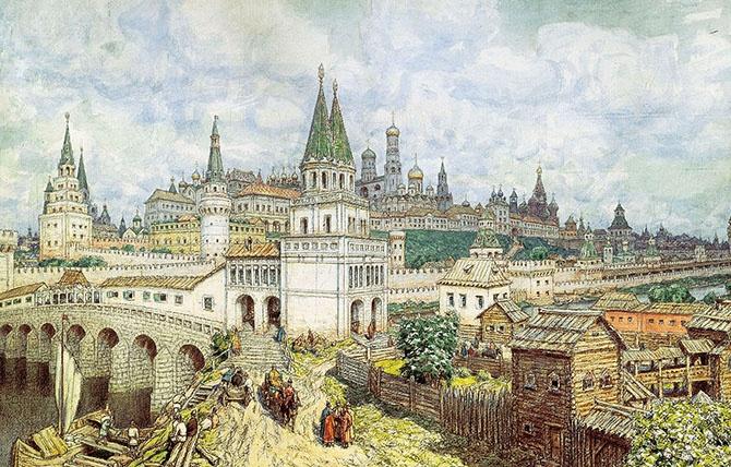 10 главных московских утрат 20 века
