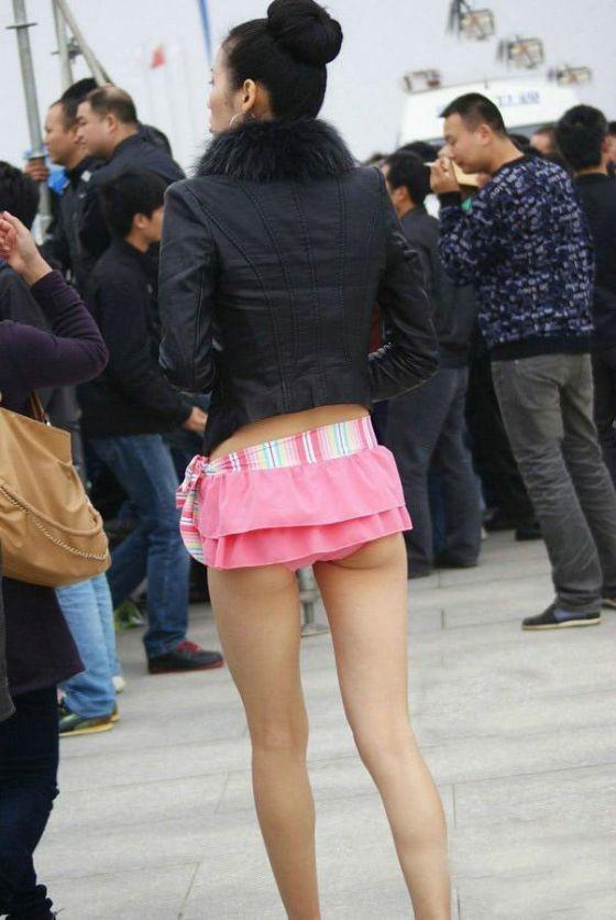 Отличная длина мини-юбки (7 фото)