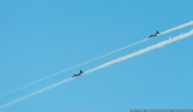 Как проходили соревнования военных летчиков Авиадартс 2014