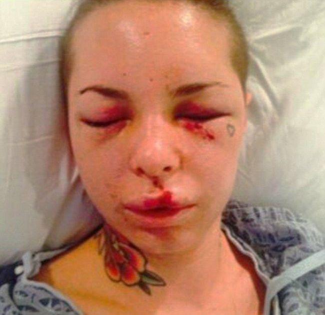 Не спорь с бойцом MMA (9 фото)