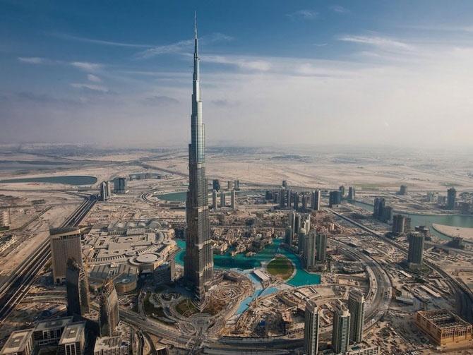 Впечатляющие здания мира, которые стоит увидеть своими глазами (17 фото)
