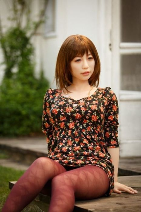 Реалистичные секс-куклы из Японии (29 фото)