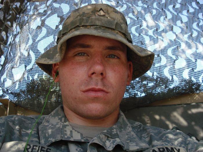 Ирак и Афганистан глазами американского военного (101 фото)