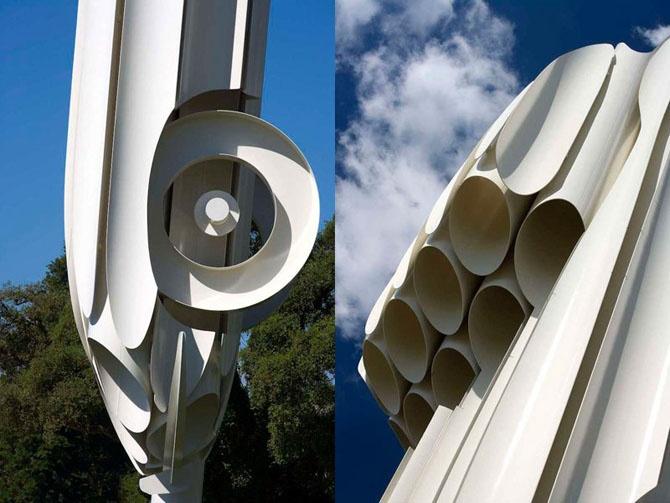 Автомобильные скульптуры от Джерри Джуда (22 фото)