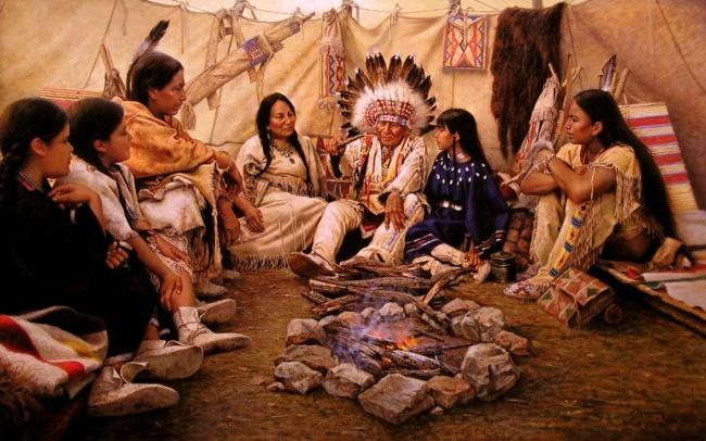 Пост об индейской мудрости