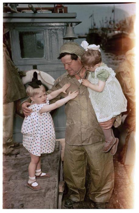 Жизнь в СССР через десять лет после войны (50 фото)