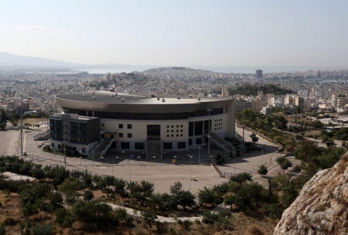 Никому не нужные олимпийские объекты в Афинах (19 фото)