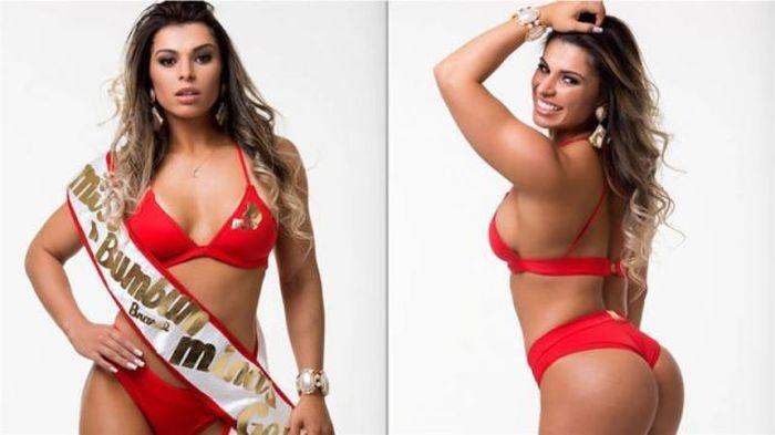 Мисс бразильская попа 2014 (27 фото)