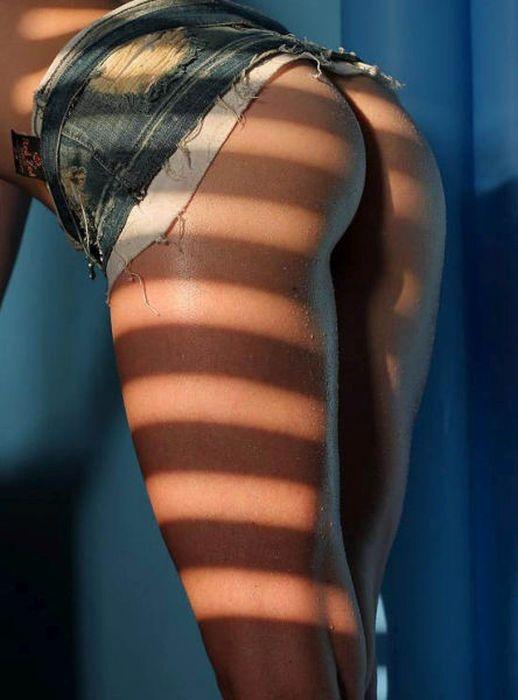 Девушки с сексуальными попками (77 фото)