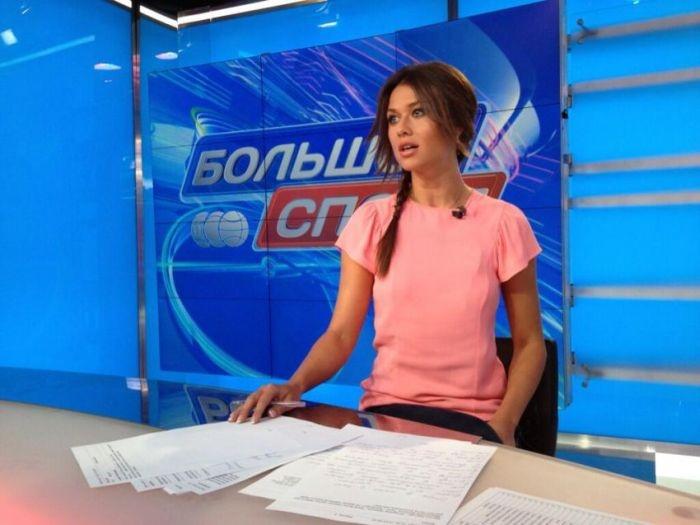 Самые красивые телеведущие на российском тв (60 фото)