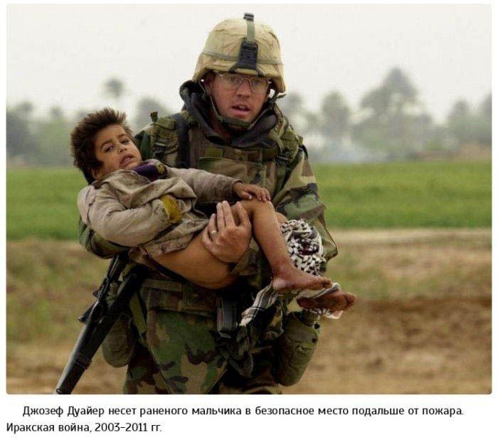 Милосердие и человечность, несмотря ни на что (41 фото)