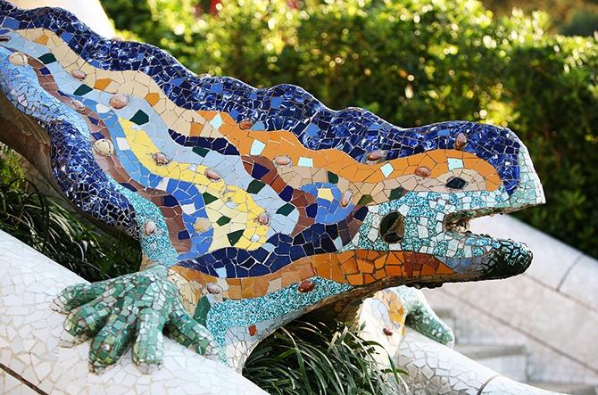 Топ 6 самых знаменитых работ Антонио Гауди