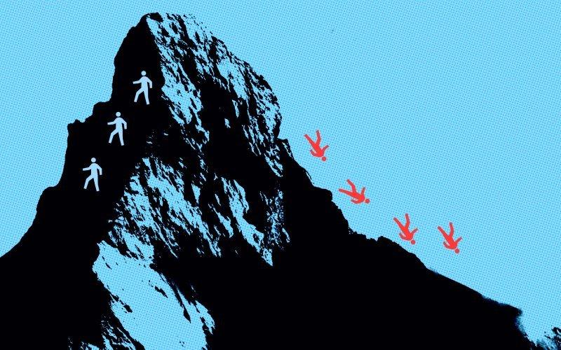 Загадочная смерть на горе Маттерхорн
