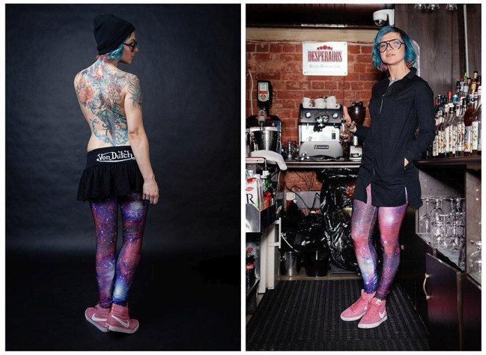 Когда татуировка становится не просто хобби (14 фото)