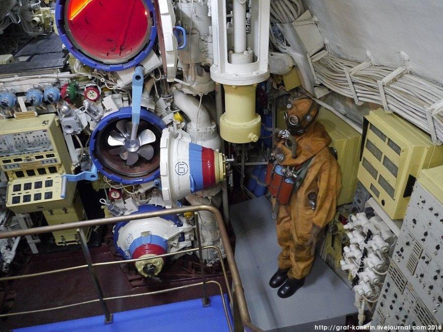Как в реальности устроена подводная лодка
