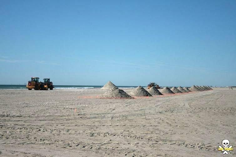 Впечатляющие песчаные скульптуры Карл Яра
