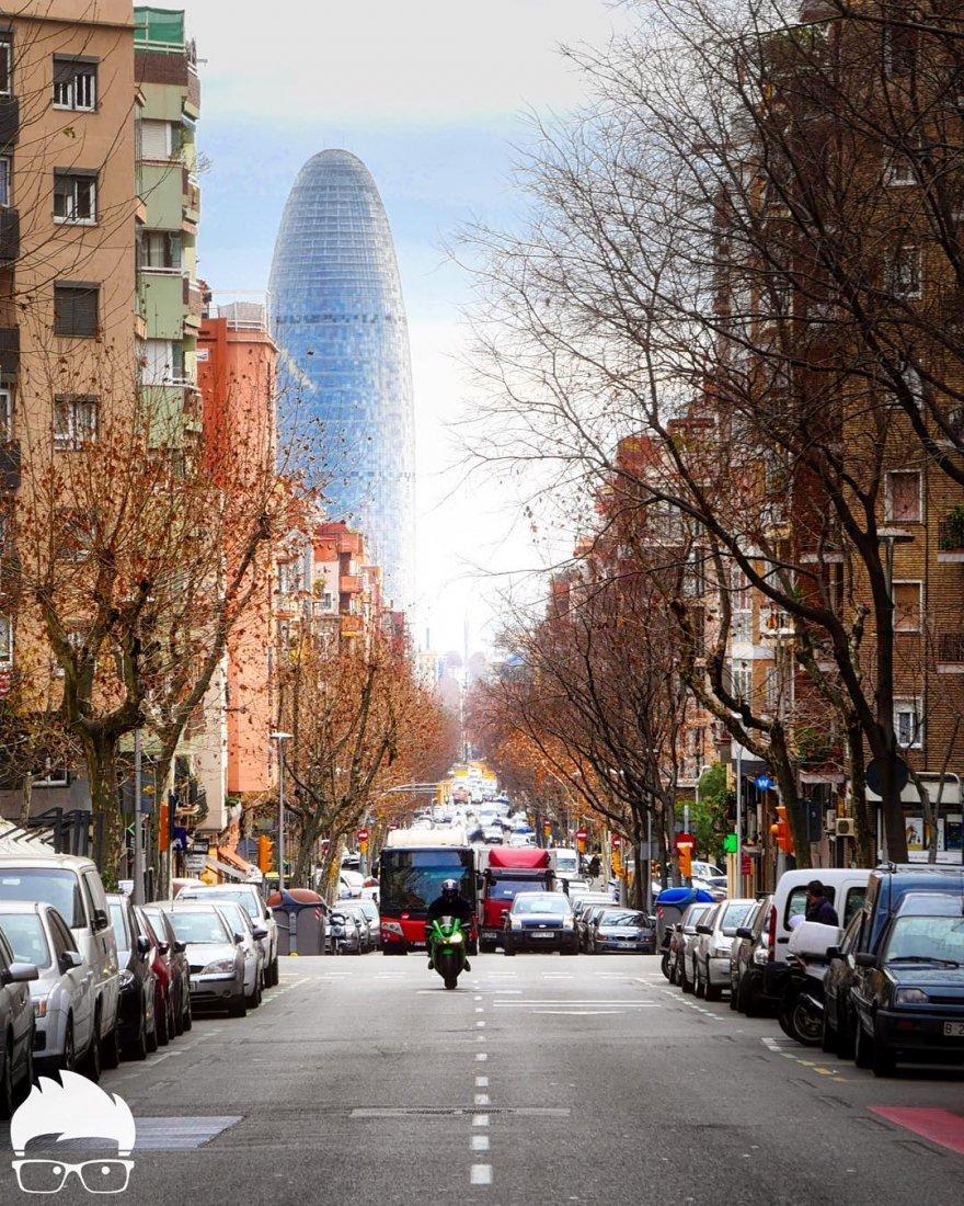 40 Красивых фотографий Барселоны
