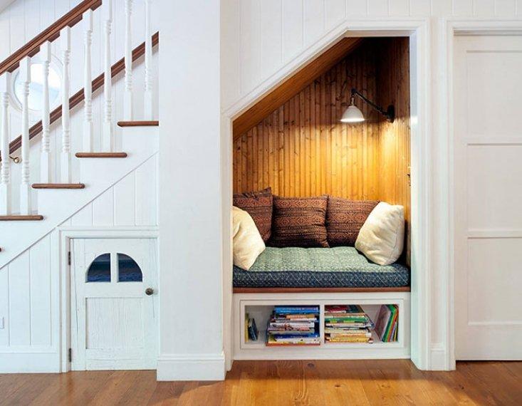 Идеальные места для чтения