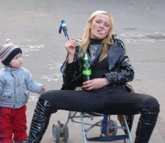 Паршивые мамаши (28 фото)