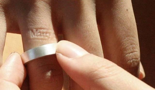 Кольца с необычным дизайном