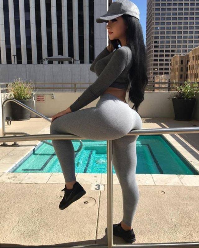 Сексуальные спортивные девушки (35 фото)