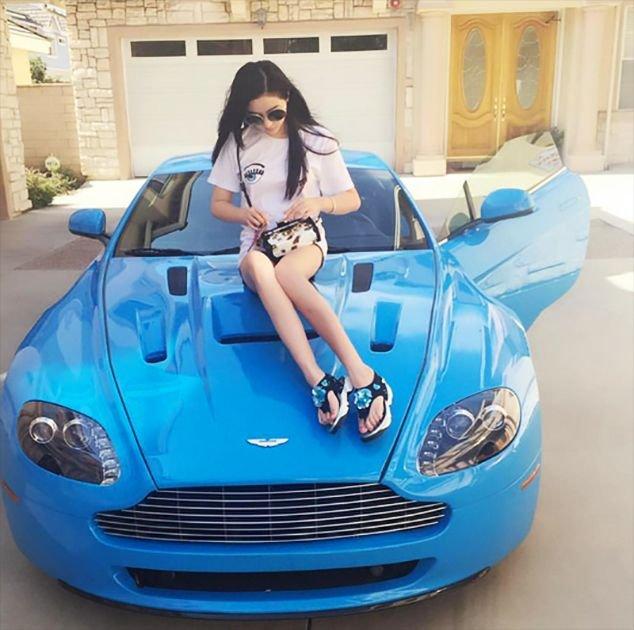 Золотая молодежь Китая из фоток соцсетей (23 фото)