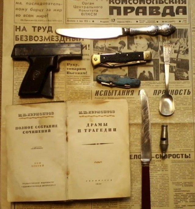 Исторические артефакты, найденные на чердаках и в подвалах старых домов (29 фото)