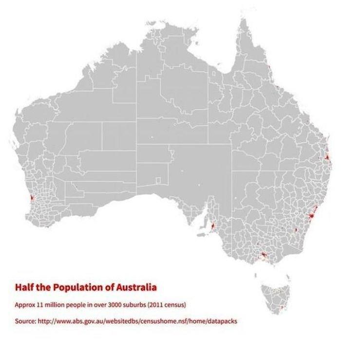 Любопытные факты об Австралии (10 фото)