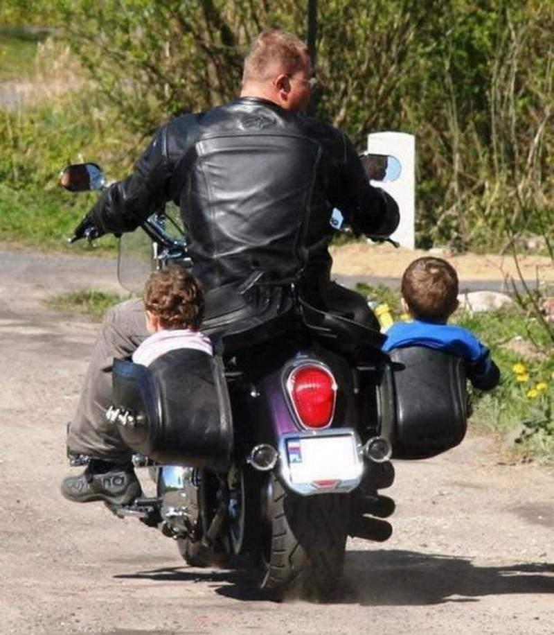 Заботливые отцы (31 фото)