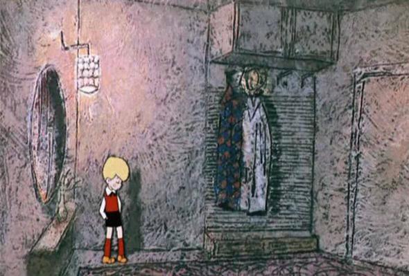 Интерьеры в которых жили герои лучших мультфильмов СССР