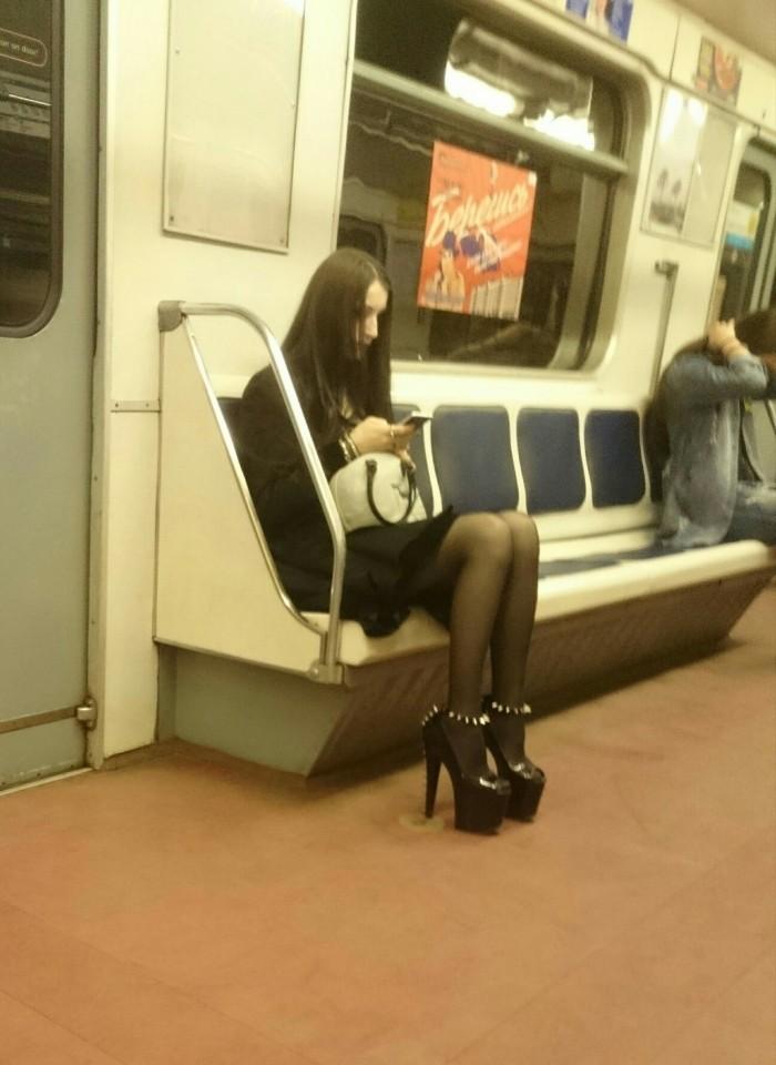 Мода в Российском метрополитене