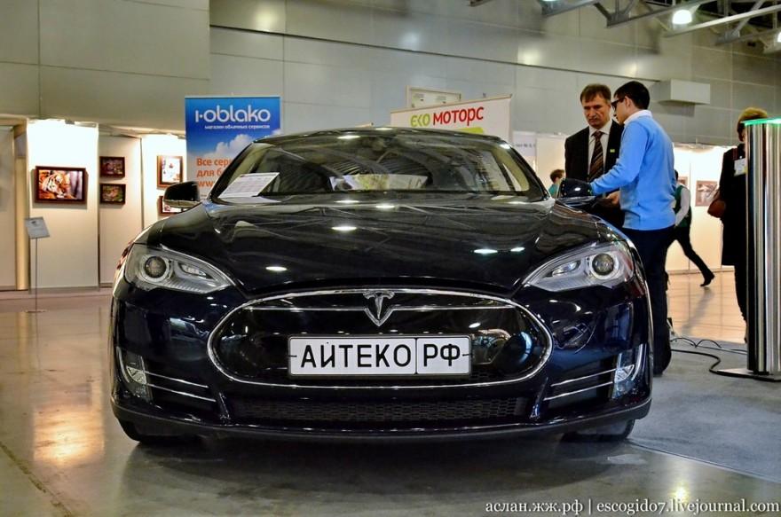 Как устроен аккумулятор электромобиля Tesla Model S