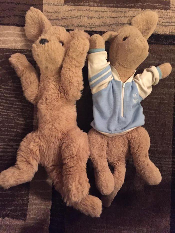 Детские игрушки, которым больше 20 лет (57 фото)