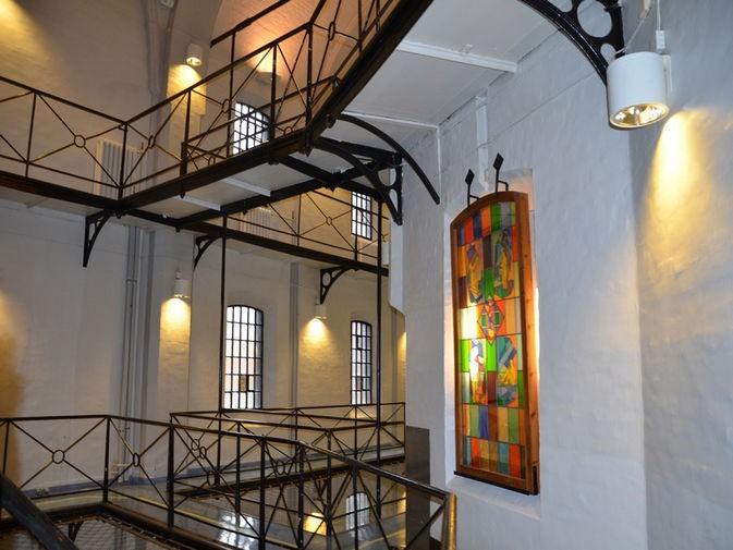 Тюрьма строгого режима в Норвегии