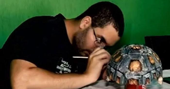 Травмированная черепаха получила первый в мире панцирь, распечатанный на 3D-принтере